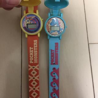ポケモン(ポケモン)のポケモン 腕時計 2個セット(腕時計)