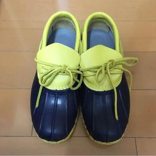 エルエルビーン(L.L.Bean)のL.L.Bean  ラバーモック(レインブーツ/長靴)