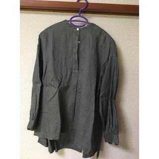 MUJI (無印良品) - 無印良品 リネンシャツ