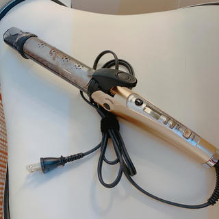 テスコム(TESCOM)のヘアアイロン 32mm (ヘアアイロン)