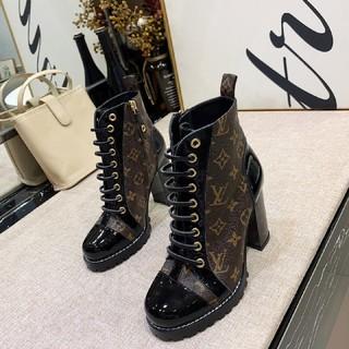 LOUIS VUITTON - ブーツ ファッション