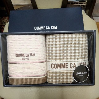 COMME CA ISM - COMME CA ISM フェイスタオル