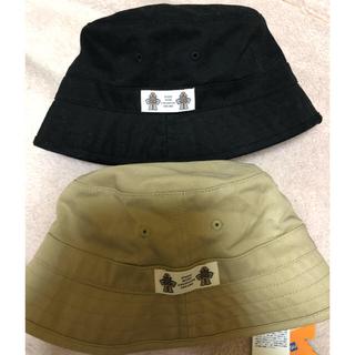 GU - GU  STUDIO SEVEN  スタジオセブン 帽子 2つセット