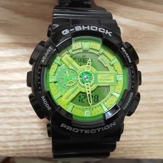 ジーショック(G-SHOCK)のCASIO  G-SHOCK  GA-110 (腕時計(アナログ))