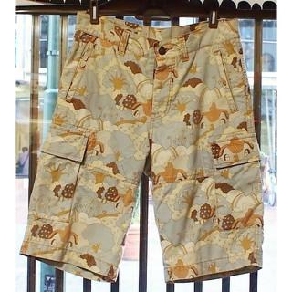 ツモリチサト(TSUMORI CHISATO)のツモリチサト ハーフパンツ ズボン メルヘン柄 日本製(ハーフパンツ)
