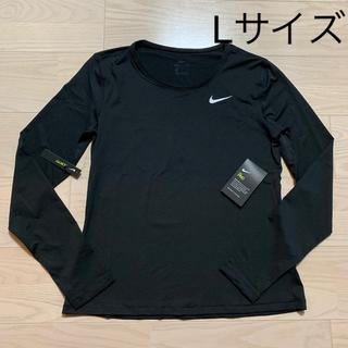 NIKE - NIKE ナイキ レディース 長袖 Tシャツ Lサイズ 婦人