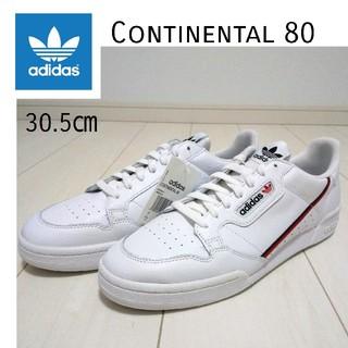 アディダス(adidas)のadidas コンチネンタル80 30.5㎝ 白/赤/紺 ★新品(スニーカー)