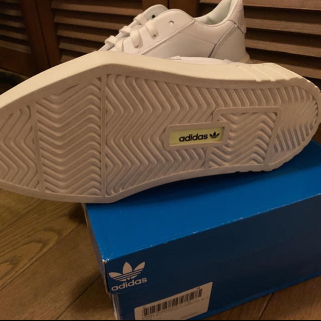 adidas by Stella McCartney(アディダスバイステラマッカートニー)のadidas ハイパー スリーク 美品 完売品 25cm レディースの靴/シューズ(スニーカー)の商品写真