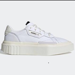 アディダスバイステラマッカートニー(adidas by Stella McCartney)のadidas ハイパー スリーク 美品 完売品 25cm(スニーカー)