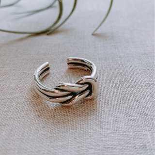 リング ダイユワキリング S925 シルバー   *ARN048-SR00(リング(指輪))
