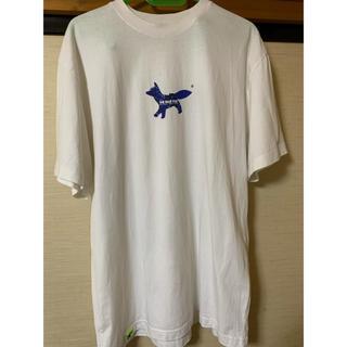 MAISON KITSUNE' - adererror maisonkitsune Tシャツ