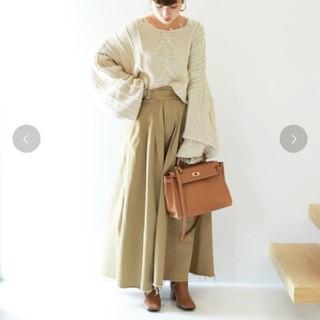 トゥデイフル(TODAYFUL)のTODAYFUL チノスカート♡(ロングスカート)