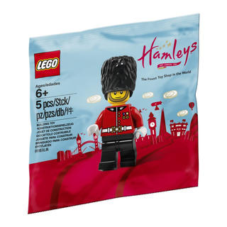 Lego - ハムリーズ限定 レゴミニフィグ 英国衛兵