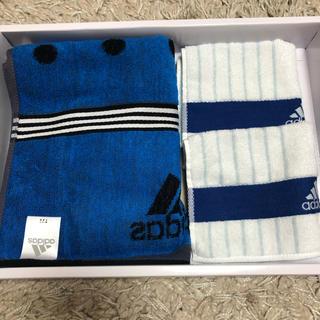 adidas - アディダス  タオルセット(3枚)