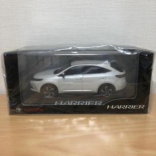 トヨタ - ★新品★ トヨタ ハリアー  非売品 1/30 ダイキャスト製