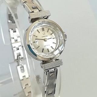 オメガ(OMEGA)の⭐OH済 綺麗 オメガ 時計 レディースウォッチ ブレス 卒業式 七五三 極美品(腕時計)