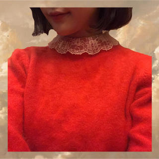 スタイルナンダ(STYLENANDA)のオレンジ🍊ニット(ニット/セーター)