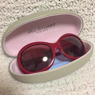 ジルスチュアート(JILLSTUART)の【最終値下げ】極美品 正規品 ジルスチュアート サングラス(サングラス/メガネ)