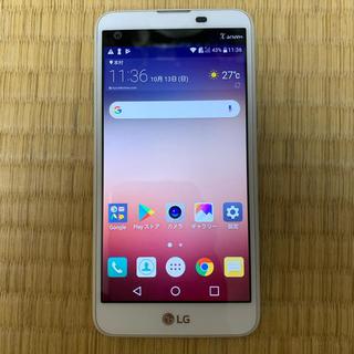 LG Electronics - LG X screen LGK500J SIMフリー 中古品