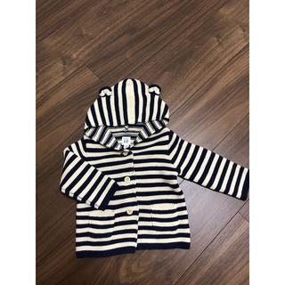ベビーギャップ(babyGAP)の子供服 baby GAP カーディガン 新品(カーディガン/ボレロ)