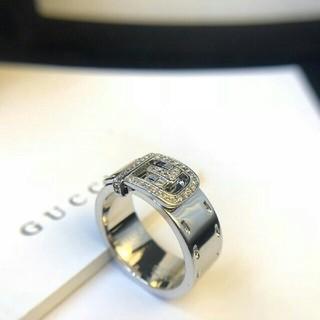 グッチ(Gucci)の美品 GUCCI 指輪 12号(リング(指輪))