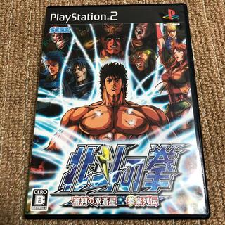 PlayStation2 - 【PS2ソフト】北斗の拳 審判の双蒼星 拳豪列伝