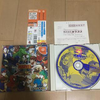 カプコン(CAPCOM)のドリームキャスト  カプコン 美品♡(家庭用ゲームソフト)