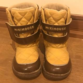 ミキハウス(mikihouse)のミキハウス ブーツ 15cm(ブーツ)