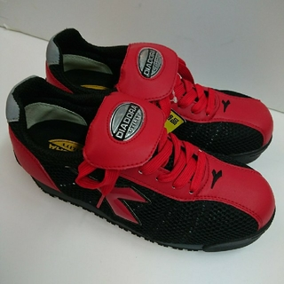 安全靴 24.0cm DIADORA(スニーカー)
