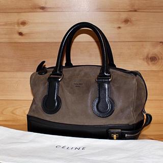 celine - 正規品【なかなか綺麗】CELINE ハンドバッグ