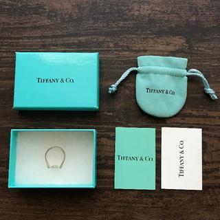 ティファニー(Tiffany & Co.)のティファニーの指輪☆ビーンズ(リング(指輪))