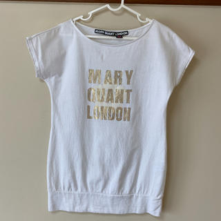 マリークワント(MARY QUANT)のマリークアント レディース Tシャツ(Mサイズ)(Tシャツ(半袖/袖なし))