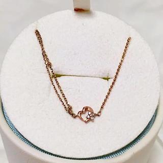 ヨンドシー(4℃)の4℃ダイヤモンドブレスレット(ブレスレット/バングル)