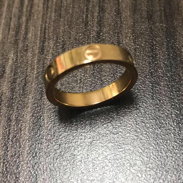 AY指輪 レディースのアクセサリー(リング(指輪))の商品写真