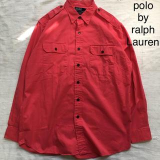 ポロラルフローレン(POLO RALPH LAUREN)のvintage Ralphlauren ラルフローレン シャツ cpoジャケット(シャツ)