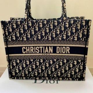 クリスチャンディオール(Christian Dior)のクリスチャンディオール ブックトート(トートバッグ)