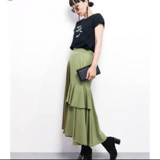 Ameri VINTAGE - ameri vintage アメリ マーメイドフレアスカート