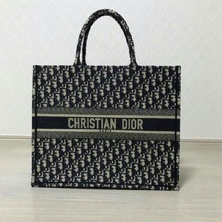 クリスチャンディオール(Christian Dior)のChristian Dior クリスチャン ディオール ブックトート(トートバッグ)
