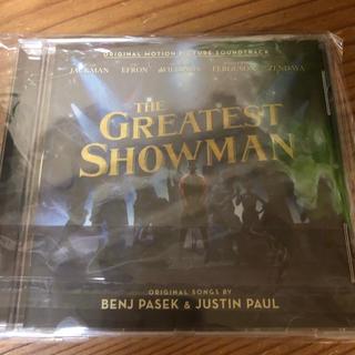 the greatest show man CD(映画音楽)