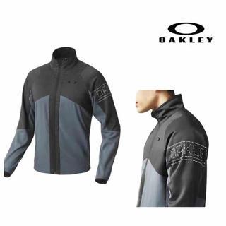 オークリー(Oakley)のL 新品 OAKLEY オークリー  メンズ ジャケット ブルゾン  (ウエア)