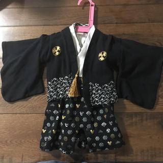 ディズニー(Disney)のディズニー 袴ロンパース(和服/着物)