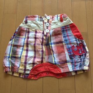 ブーフーウー(BOOFOOWOO)のBOOFOOWOO  スカート100サイズ(スカート)