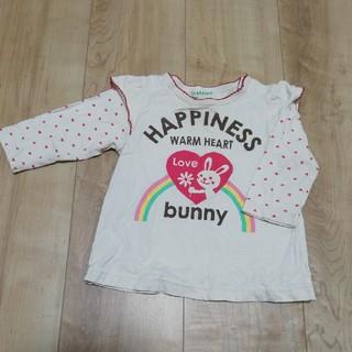 サンカンシオン(3can4on)のロンT Tシャツ(Tシャツ)