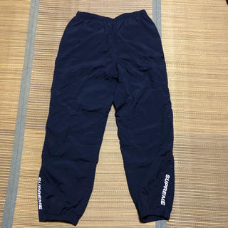 Supreme - 17aw supreme warm up pants pant パンツ ナイロン