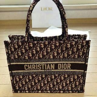 クリスチャンディオール(Christian Dior)のクリスチャンディオール ブックトート スモール(トートバッグ)