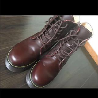 厚底ブーツ(ブーツ)