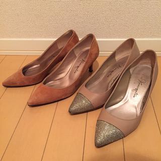 GINZA Kanematsu - かねまつ☆パンプス 22cm 二足セット