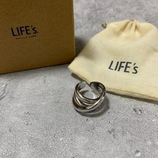 トゥデイフル(TODAYFUL)のトゥデイフル  LIFE'S リング(リング(指輪))