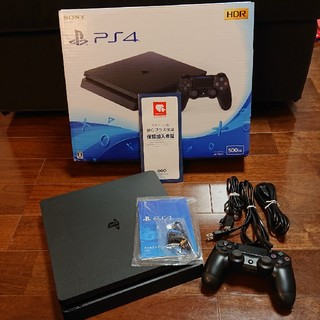 PlayStation4 - 【延長保証あり】ps4 CUH-2100A 500GB