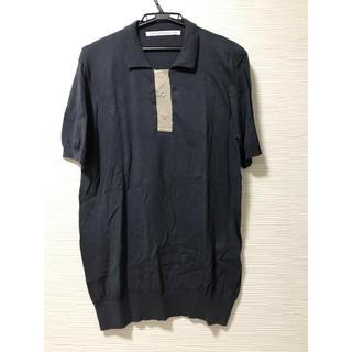ジョンローレンスサリバン(JOHN LAWRENCE SULLIVAN)のジョンローレンスサリバン ニット ポロシャツ(ポロシャツ)